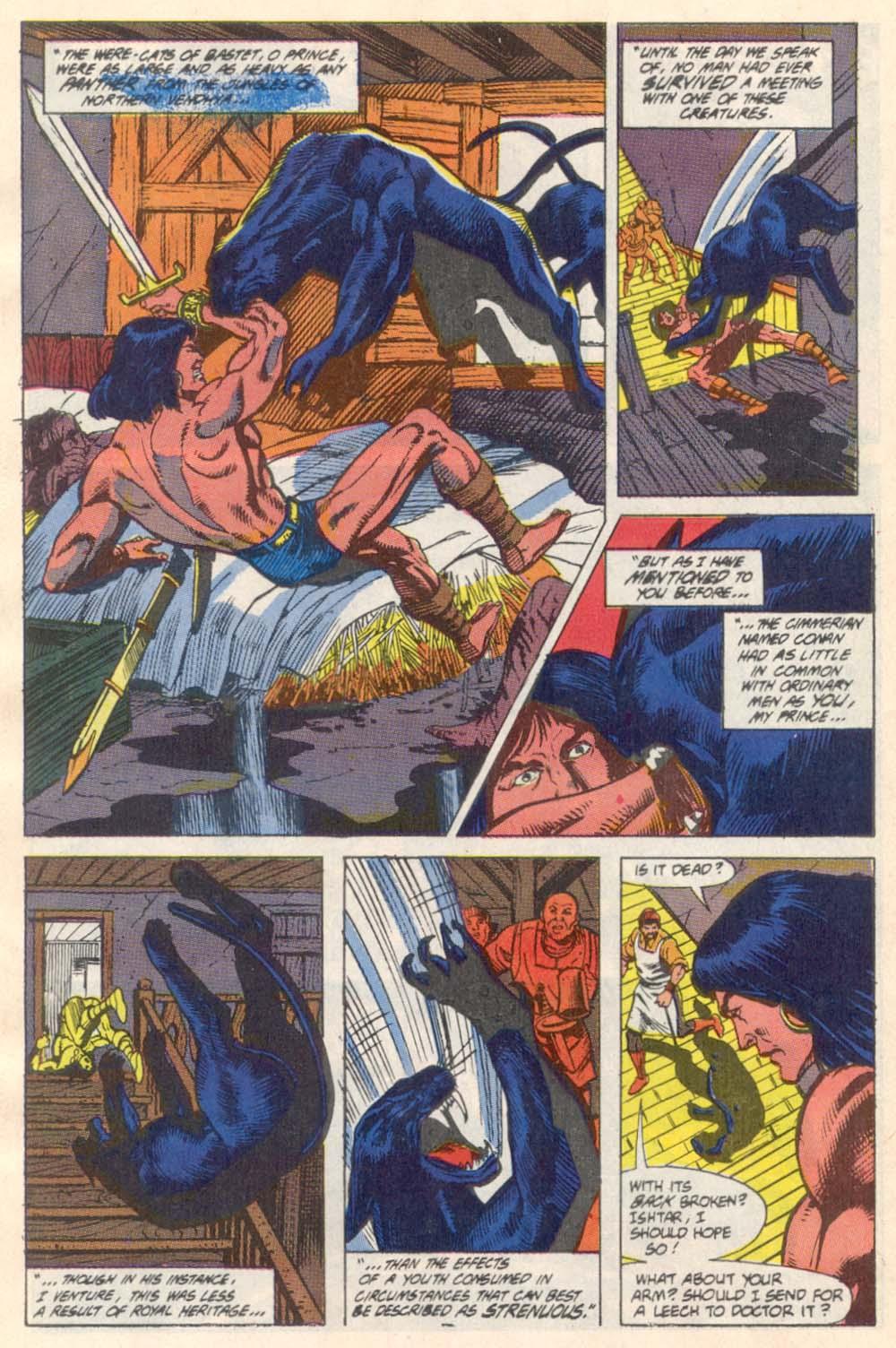 Conan the Barbarian (1970) Issue #227 #239 - English 13