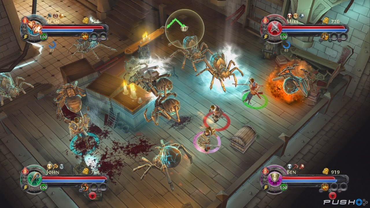 Dungeon hunter 4 v1. 7. 0m (mod gold/gems) paid game download.