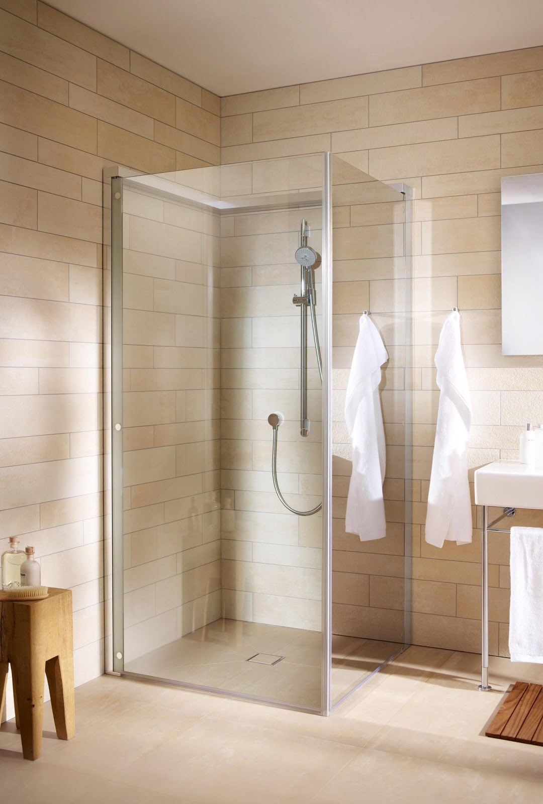 Mamparas Para Baño Buenos Aires:Recicoración: Cómo hacer de un baño un lugar de relax, aunque sea