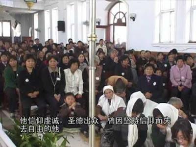 ÁSIA/CHINA - Fé e Evangelização: O Dia Mundial das Missões na Diocese de Jing Xian