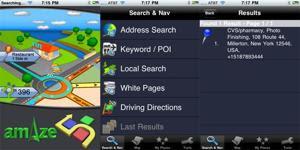 Free Apps Tracker from AmAze GPS
