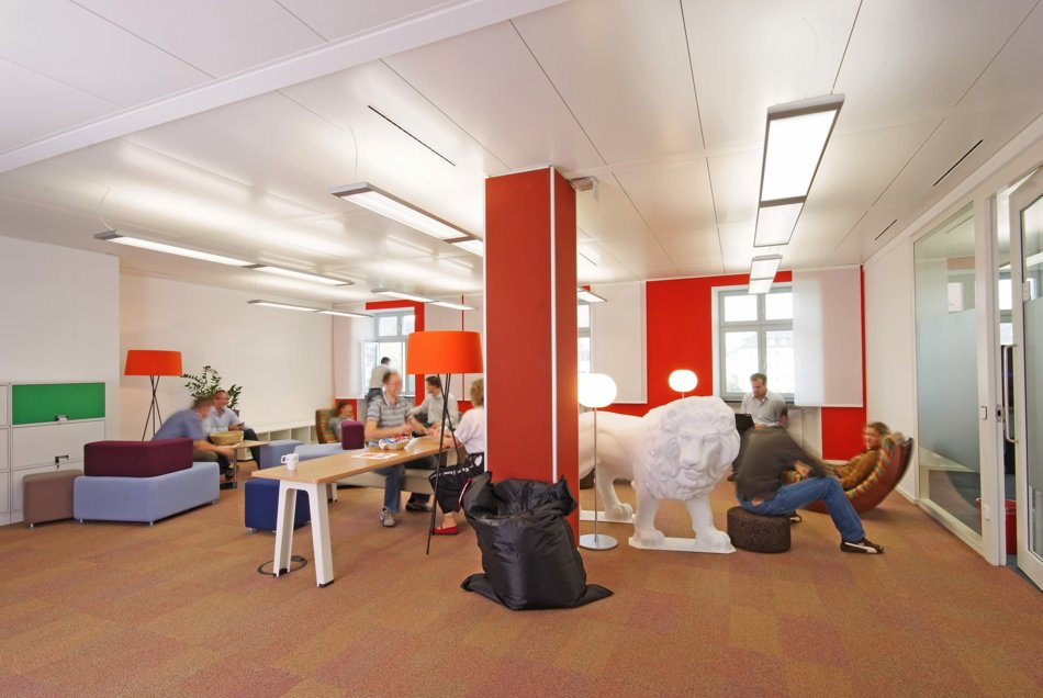 Superieur Inside The Office Beautiful Munich On Google