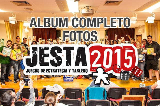 Álbum completo de fotos Jesta 2015