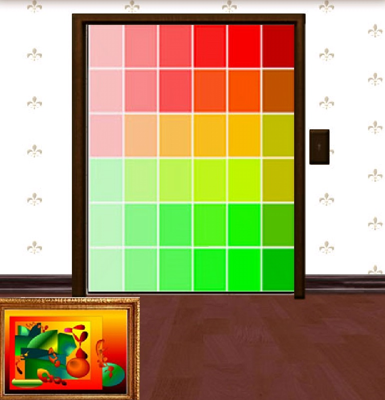 Solved 100 floors escape levels 56 to 58 walkthrough for 100 floors 17th floor answer