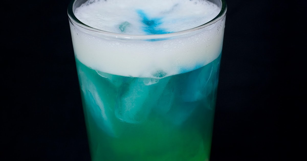 Alien Urine Sample Drink - Fresh Food Recipes