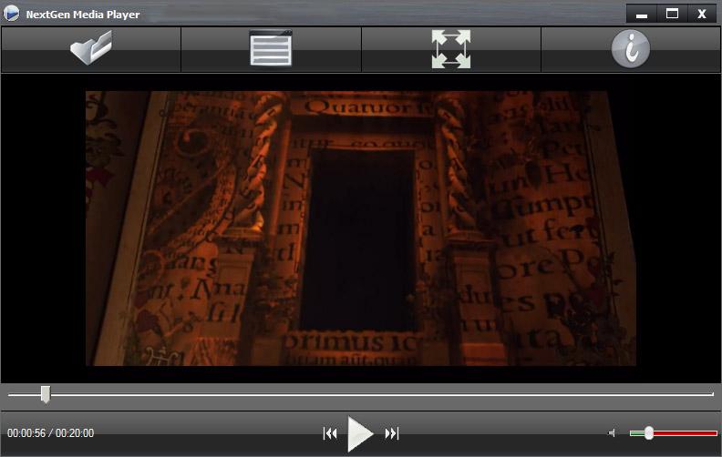 تحميل برنامج NextGen Media Player 1.0.20.0 مجانا