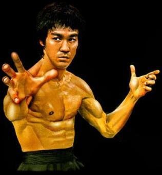The Legendary Bruce Lee #RIP