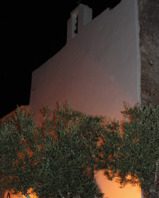 sant francesc de noche, formentera