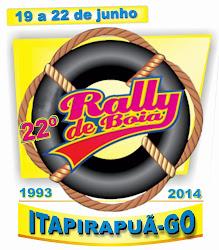 22º Rally de Bóias de Itapirapuã - 2014