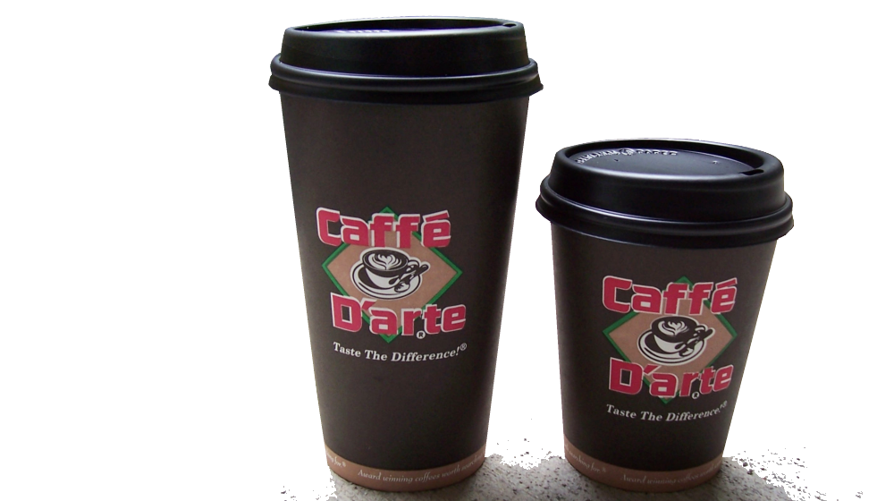 coffee darte cups