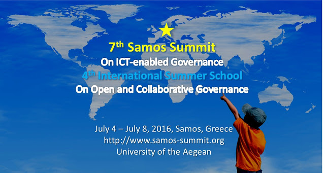 SAMOS 2016 SUMMIT