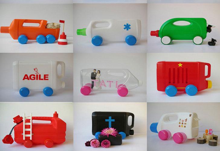 Manualidades con reciclaje para chicos portal de - Reciclaje manualidades decoracion ...