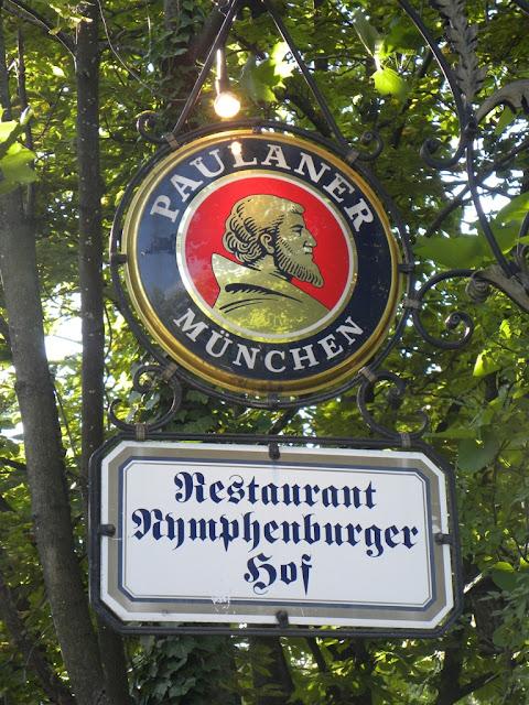 Restaurant Nymphenburger Hof Munich
