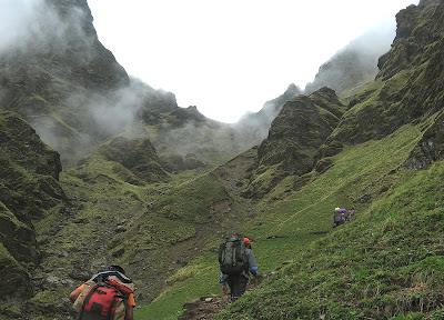 A Trekking Route