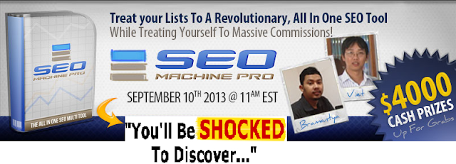 SEO Machine Pro review