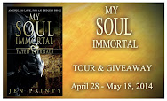 My Immortal Soul Tour & Giveaway