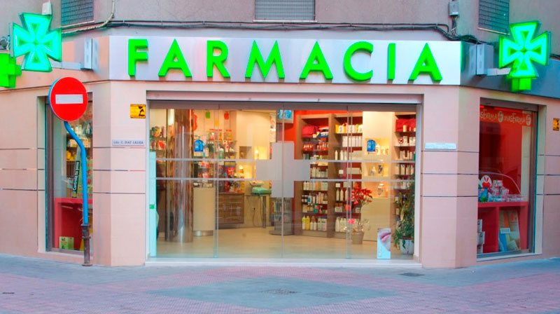 Cartilla Farmacias