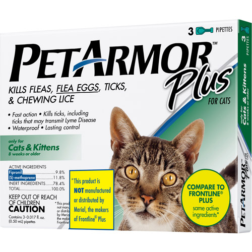 Can Petarmor Cause Strokes Or Seizures In Older Dogs