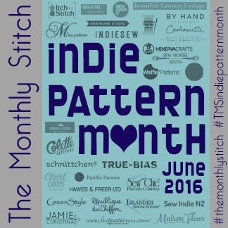 Indie Pattern Month Contributor