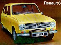 EL RENAULT 6.