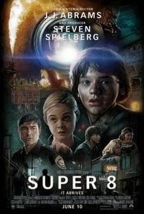 Capa do Filme Super 8 (2011) Torrent Dublado
