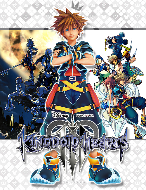 Kingdom Hearts III Release Date Speculations · Guardian Liberty Voice