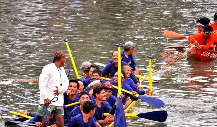 Peñafrancia Festival 2013: Fluvial Procession