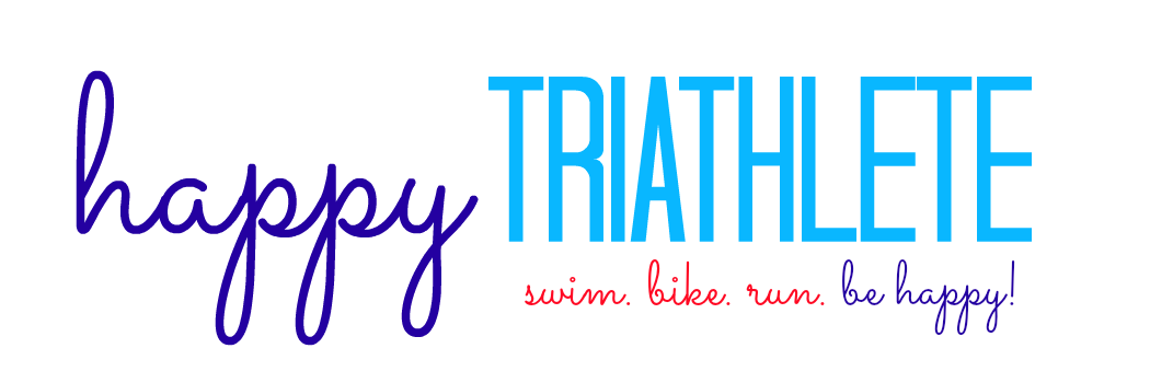 Happy Triathlete