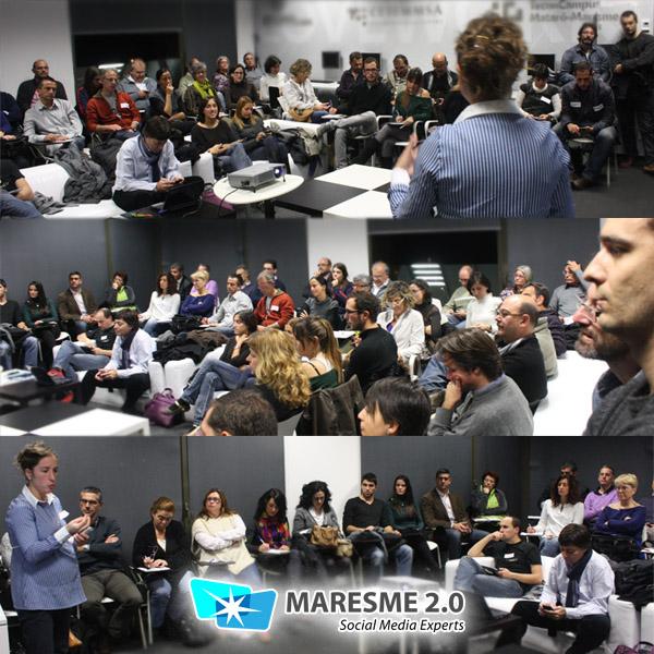 Imatges del 3r Networking Maresme 2.0 al Tecnocampus de Mataró