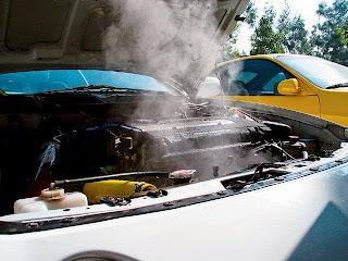 Penyebab Mesin Panas atau Overheat