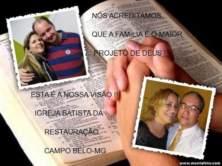"""REDE DE CASAIS - MINISTÉRIO """"UMA - SÓ - CARNE"""" - IBR"""