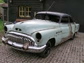 1953 Chopped Buick