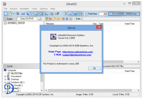 ultraiso  full version with serial key