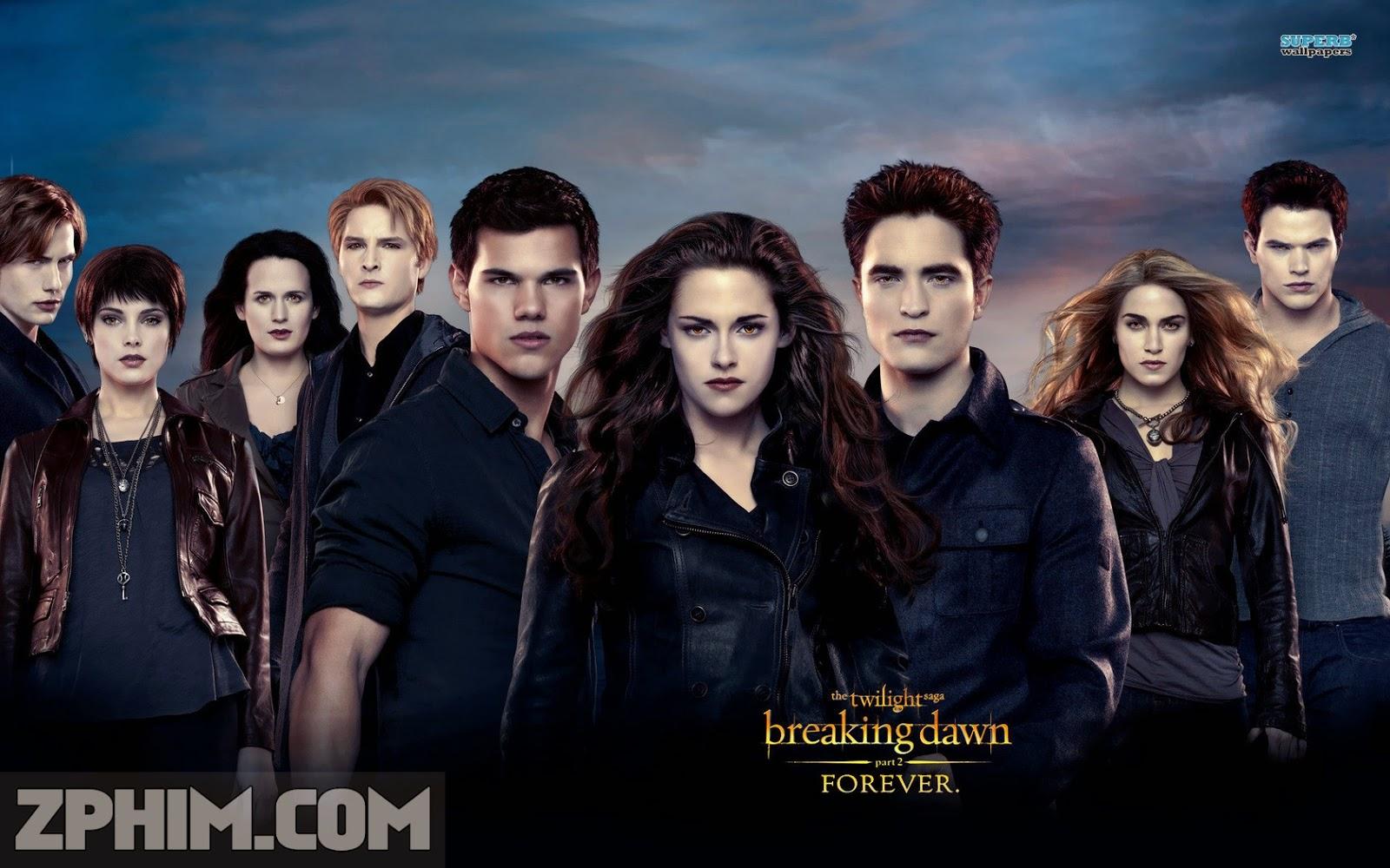 Ảnh trong phim Hừng Đông 2 - The Twilight Saga: Breaking Dawn - Part 2 1