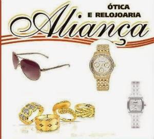 Ótica e Relojoaria Aliança -  Telefone: (42) 3642-1288