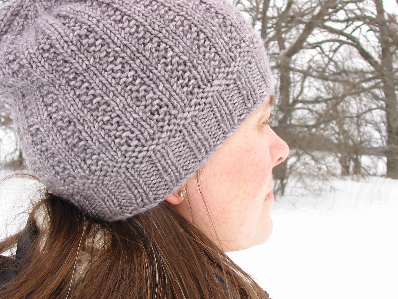 Knit Jane Knit: Two New Hat Patterns