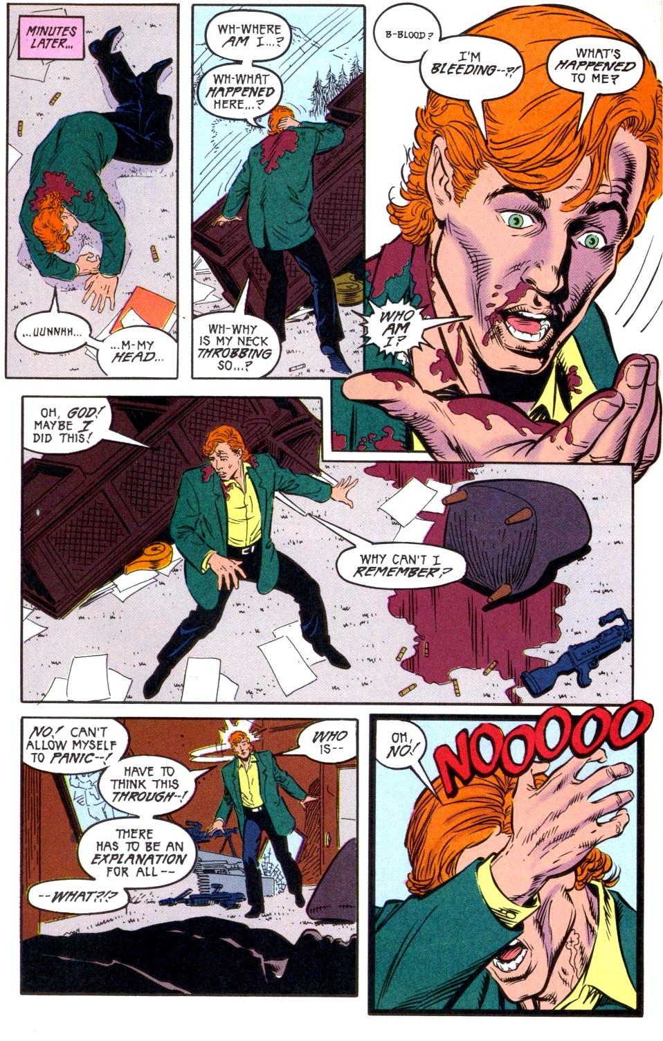 Deathstroke (1991) Annual 2 #2 - English 31