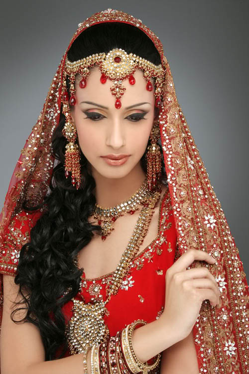 Indian wedding dress for Red indian wedding dress