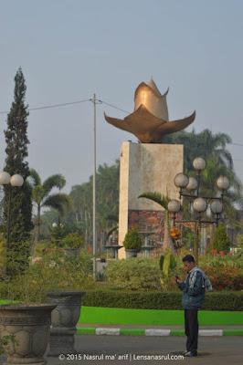monumen musem bhayangkara