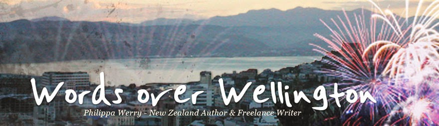 Philippa Werry's author blog