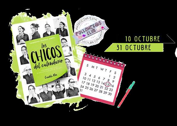 LC LOS CHICOS DEL CALENDARIO
