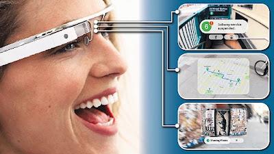 Kacamata Pintar Google,Dijual Kapan ?
