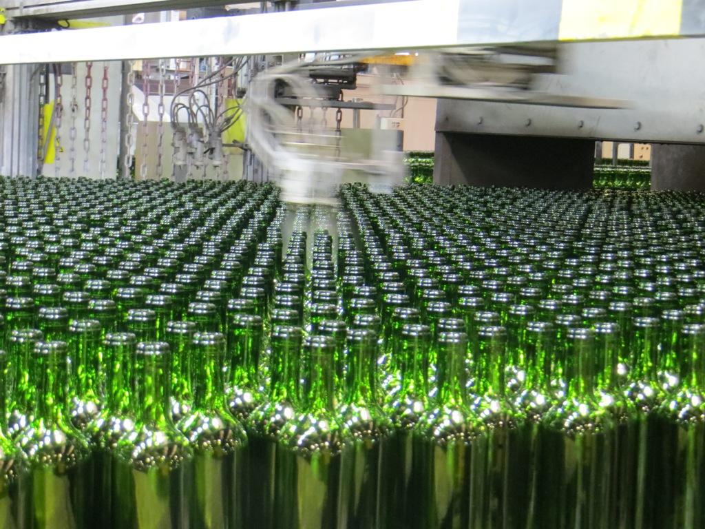 Urbina vinos blog botellas de vidrio para vino saint govain vicasa - Fabrica de floreros de vidrio ...