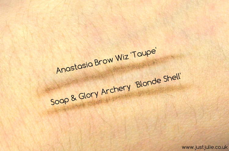 The Anastasia Brow Wiz Dupe!