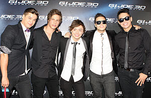 Profil The Collective [Boyband]