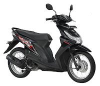Honda Beat SW Hitam