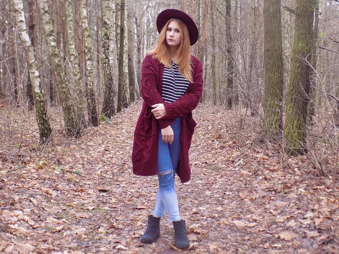 Panienka w kapeluszu