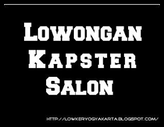 Kapster Salon