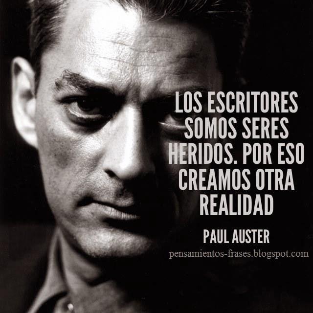 frases de Paul Auster