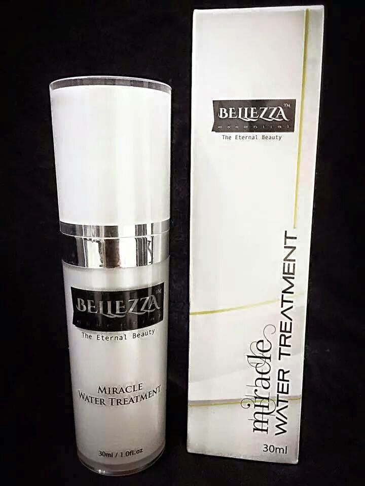 BELLEZZA ESSENTIAL MIRACLE WATER TREATMENT
